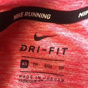 Nike dry fit nike running Long Steve shirt